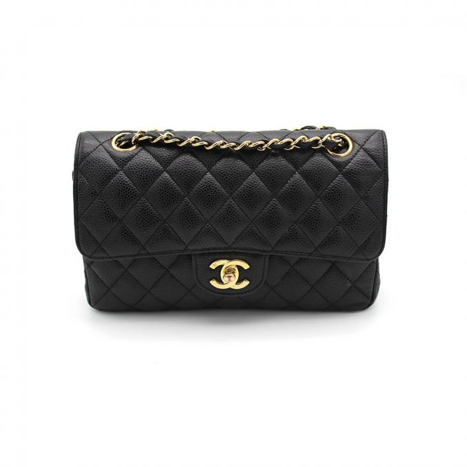 Chanel-gold-timeless-classsic