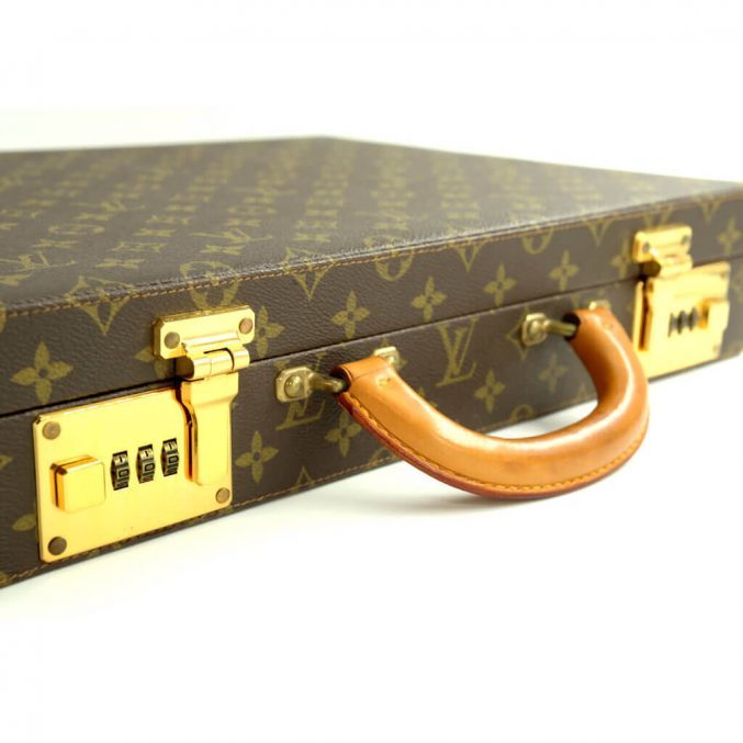 Louis Vuitton Apache Attache Case - posh bags