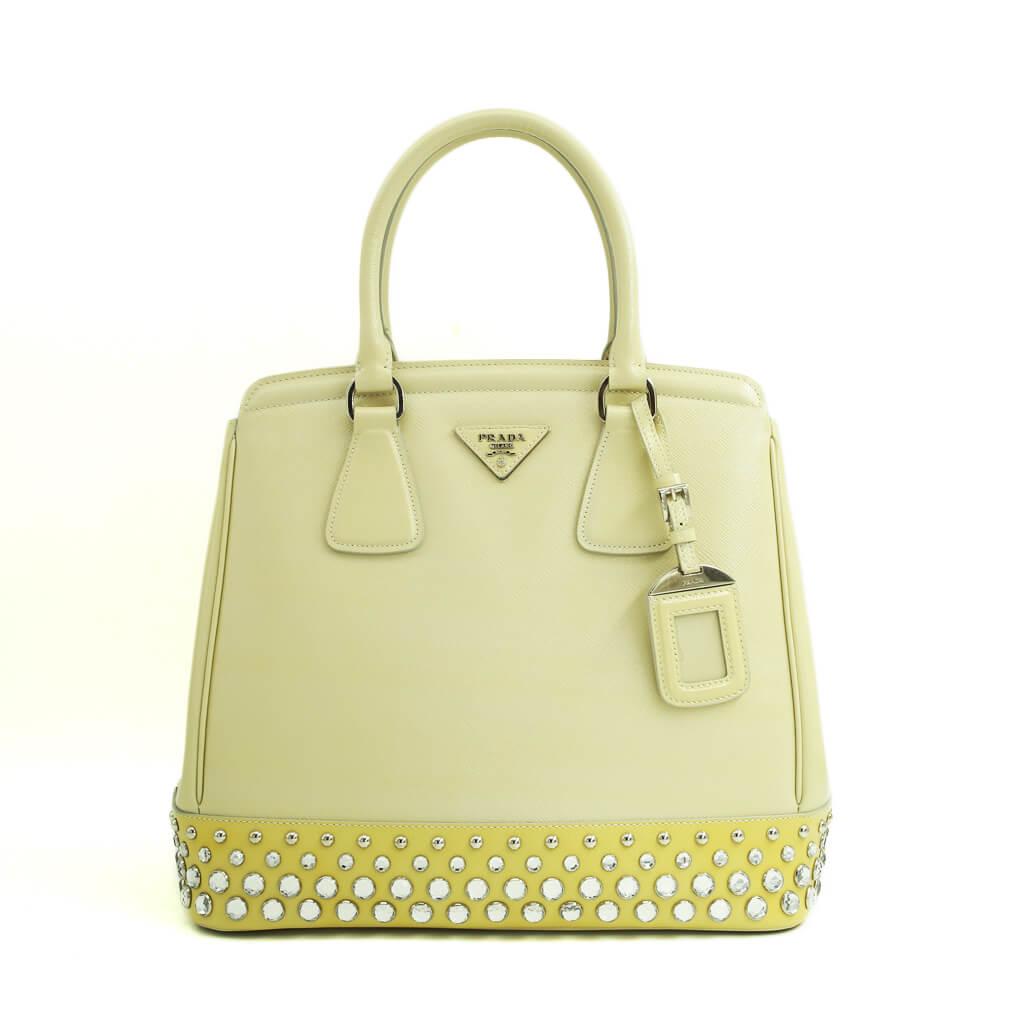 10ea7bad46f5 Buy Prada Saffiano Vernic Handbag