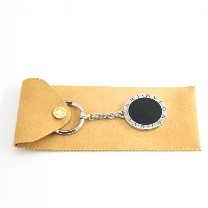 Bvlgari Keyring - Posh Bags London