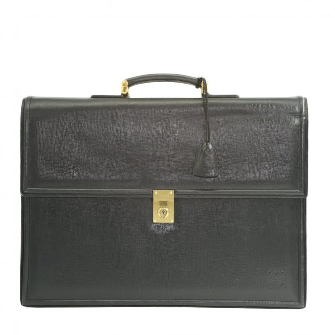 Loewe.-Black-Attache-Case-Large-Calf-Skin-2