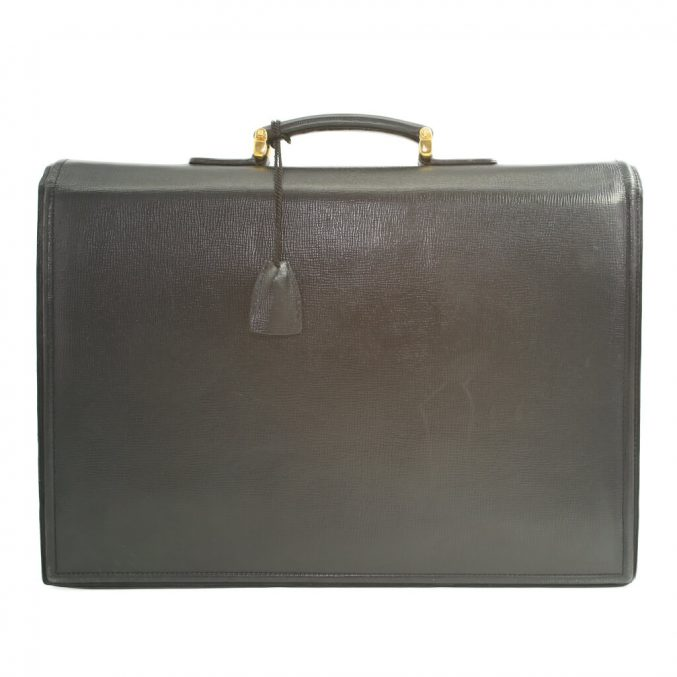 Loewe Attache Case- Posh Bags London