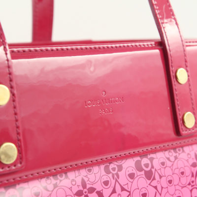 Louis Vuitton Pink Cosmic Blossom Tote Bag - Posh Bags
