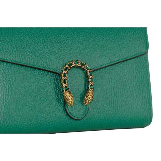 Gucci Green Bag - Posh Bags London