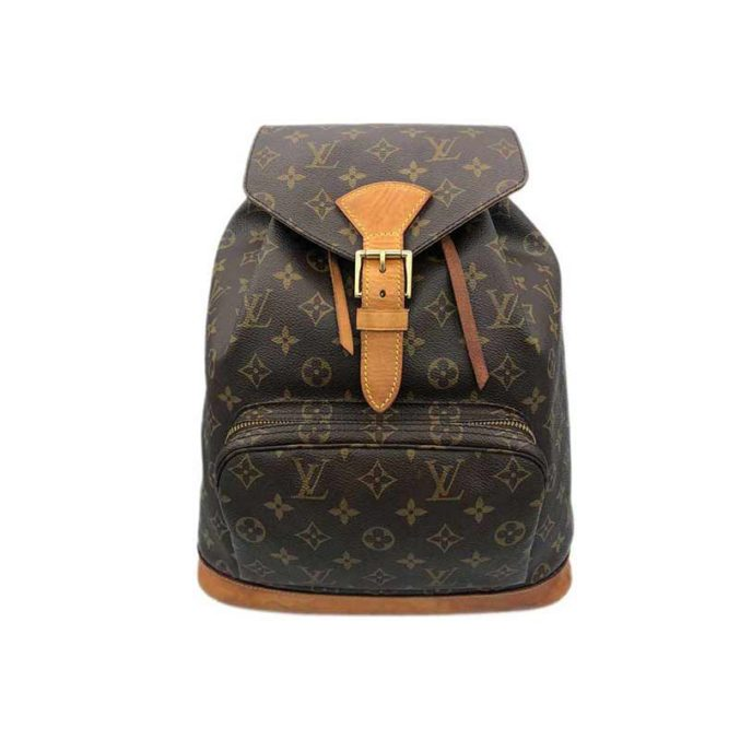 Louis-Vuitton-Monogram-Montsouris-Backpack-1b